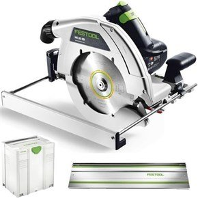 Festool HK85 Circular Saw + FS1400 Rail