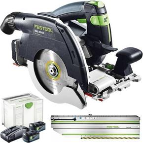 Festool HKC55 18V Circular Saw + FSK420 Rail