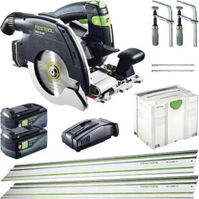 Festool HKC 55 18V Complete Kit OFFER (2x 5.2Ah Bluetooth)