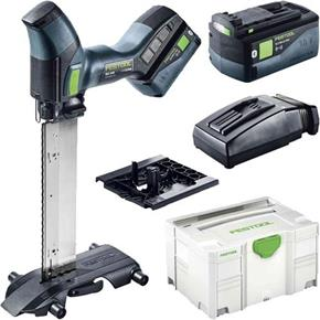 Festool ISC240 18V Insulating-Material Saw (2x 5.2Ah, Systainer)