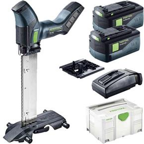 Festool ISC240 18V Insulation Saw (2x 5.2Ah, Systainer)