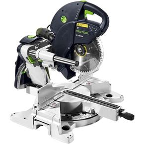 Festool KS120 1600W 260mm Sliding Compound Mitre Saw