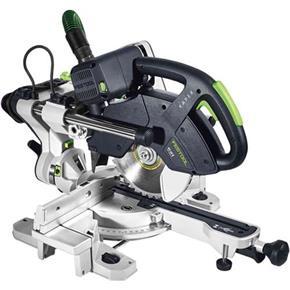 Festool KS 60 1200W 216mm Sliding Compound Mitre Saw