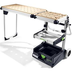 Festool Mobile Workshop (Workbench + Tool Box Transporter)