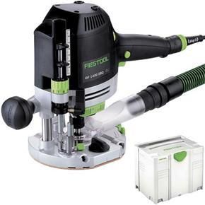 Festool OF 1400 EBQ-Plus Plunge Router 1/2 inch