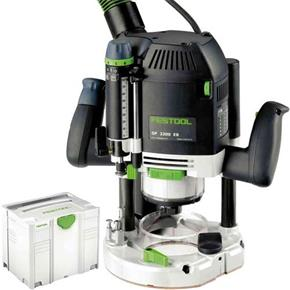 Festool OF 2200 EB-Plus 1/2 inch Plunge Router EB-Plus