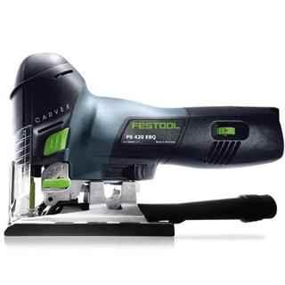 Festool PS 420 EBQ Barrel Grip Jigsaw