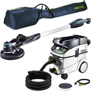 Festool LHS-E 225/CTM 36 Sander + Dust Extractor Kit