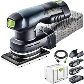Festool RTSC400 18V Orbit Sander SET (2x 3.1Ah)