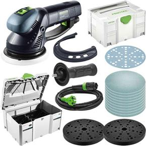 Festool Rotex RO 150 Eccentric Sander *BUNDLE DEAL*