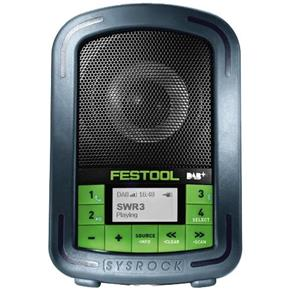 Festool SYSROCK BR10 DAB+ Digital Site Radio
