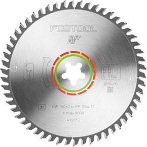 Festool Special Blade for CS 50 Table Saw