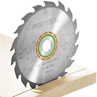 Festool TCT Sawblade 500458 160mm 18 Teeth