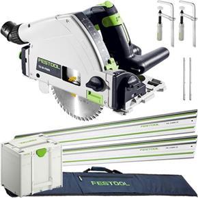 Festool TS55F Fast-cut Plunge Saw Complete Kit Deal