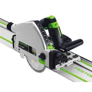 Festool TS 55 R EBQ Plunge Saw and Guide Rail 240v