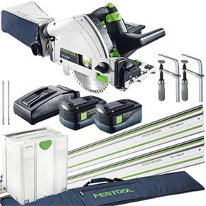 Festool TSC 55 18V Complete Kit OFFER