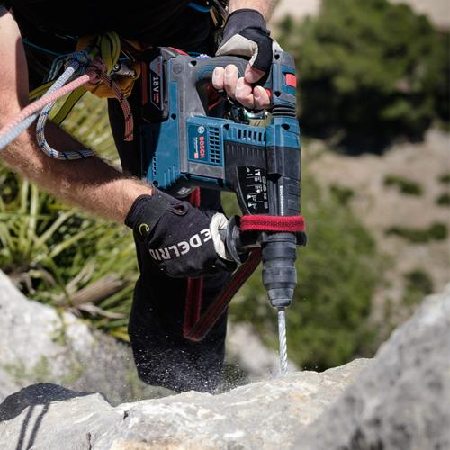 Bosch GBH18V-26 18V Brushless SDS Drill (2x 5Ah, L-Boxx)
