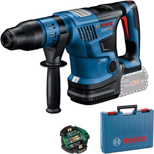 Bosch GBH 18V-36 C 18V BITURBO SDS-Max Drill (Naked, Case)