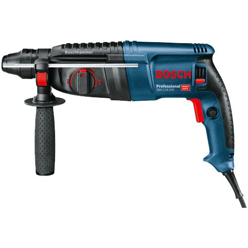 bosch-gbh-2-26-dre_Bosch GBH 2-26 DRE 800W SDS-Plus Hammer Drill (26mm in Concrete) 110v