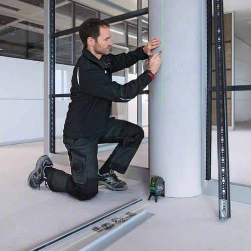 Bosch GCL 2-15 G 15m Green Combi Laser