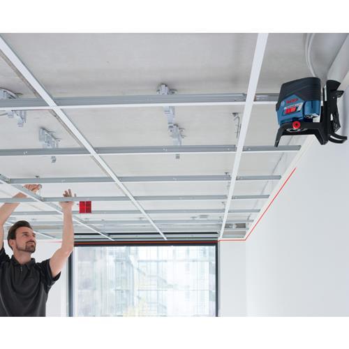 Bosch GCL2-50C 20m Combi Laser Kit