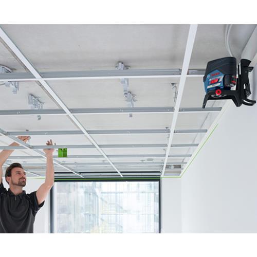 Bosch GCL2-50CG 20m Combi Laser Kit (Green Beam)