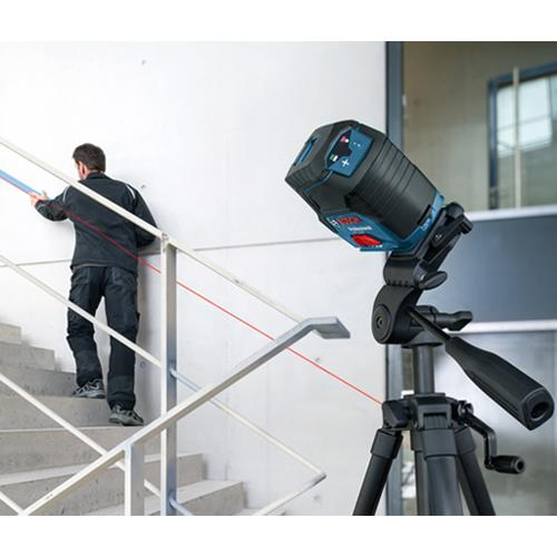 Bosch GCL2-50 50m Combi Laser and LR6 Receiver