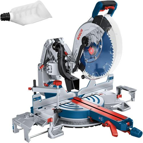 Bosch GCM 18V-305 GDC 18V BITURBO Sliding Compound Mitre Saw (Naked)