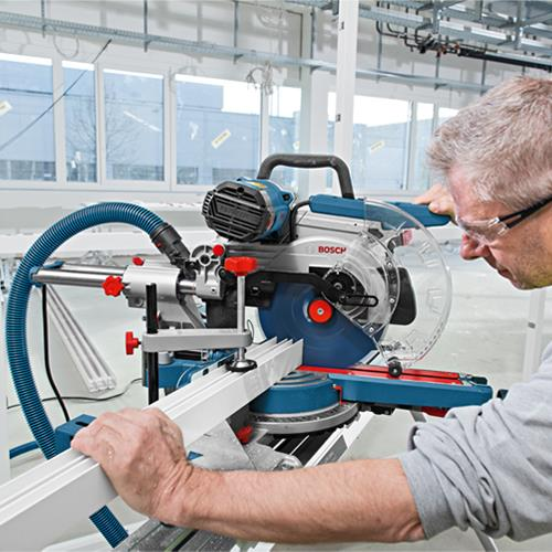"Bosch GCM 350-254 10"" Double Bevel Mitre Saw"