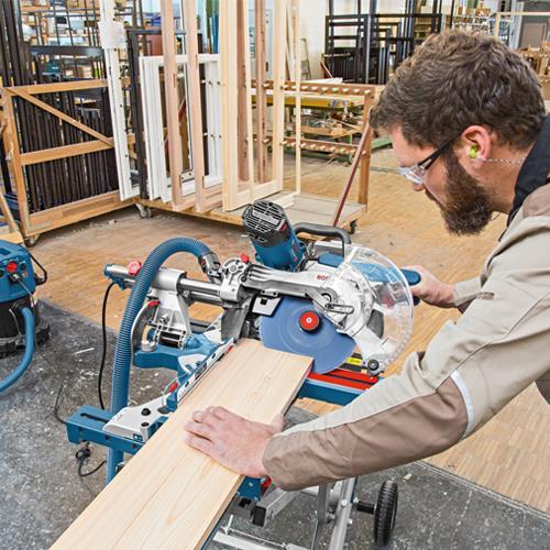 """Bosch GCM 350-254 10"""" Double Bevel Mitre Saw"""