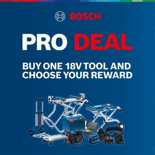 Bosch GDR18V-200C 18V Bluetooth Brushless Impact Driver (2x 5Ah)