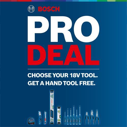 Bosch GDX18V-200C 18V Brushless Combi Impact Gun (Naked in L-Boxx)