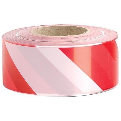 Hazard Tape 70mm x 500m (Non-Adhesive)
