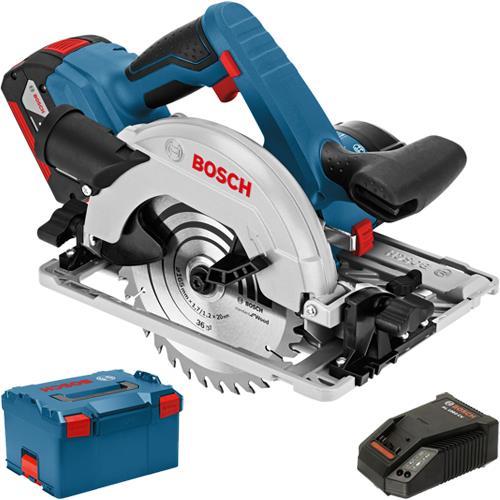 Bosch GKS18V-57G 18V 165mm Circular Saw (1x 5Ah)