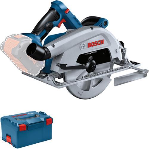 Bosch Gks 18v 68 C 18v Biturbo Circular Saw Body L Boxx 06016b5001