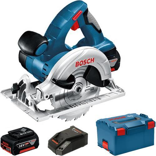 Bosch GKS18VLi 18V Circular Saw (2x 5Ah)