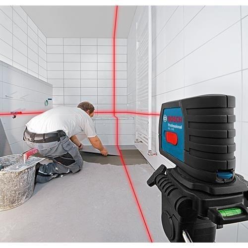 Bosch Gll 2 15 Cross Line Laser Level Kit 15m Range