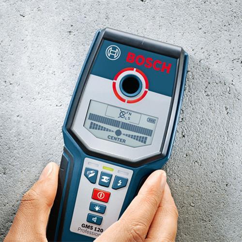 Bosch GMS 120 Multiscanner 120mm Detect Depth