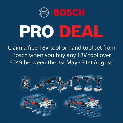 Bosch GOP18V-28 18V Multi-tool (4Ah ProCore)