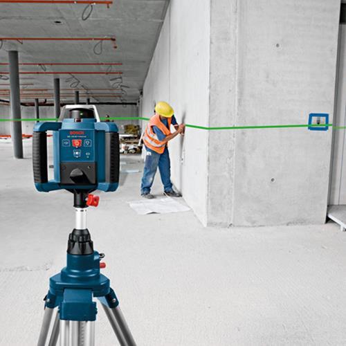 Bosch GRL 300 HVG Green Rotation Laser Kit