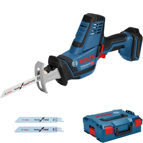 Bosch GSA18VLiC 18v Reciprocating Saw (Naked in L-Boxx)