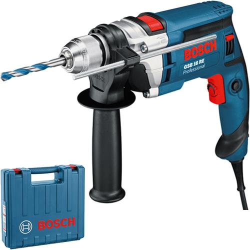 Bosch GSB16RE Variable Speed Hammer Drill