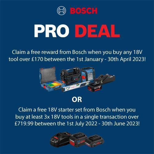 Bosch GSB 18 V-55 18V Brushless Combi Drill (2x 4.0Ah ProCore)