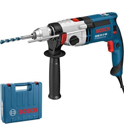 Bosch GSB21-2RE 2-Speed Hammer Drill 240v