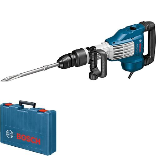 bosch gsh 11 vc sds max concrete breaker 240v kelvin power tools. Black Bedroom Furniture Sets. Home Design Ideas