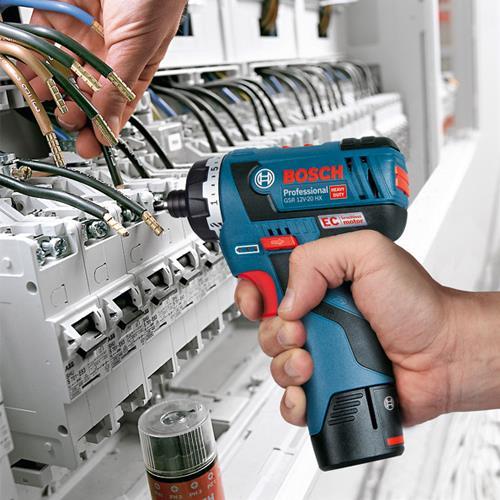 Bosch GSR12V-20HX Brushless Hex Drill Driver (Naked)