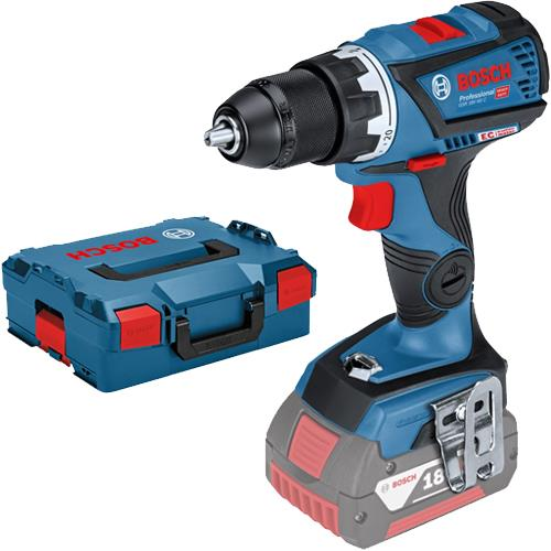 Bosch GSR18V-60C 18V Dynamic Brushless Drill Driver (Naked, L-Boxx)