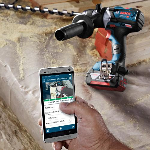 Bosch GSR18V-85C 18V Robust Brushless Drill Driver (Naked, L-Boxx)