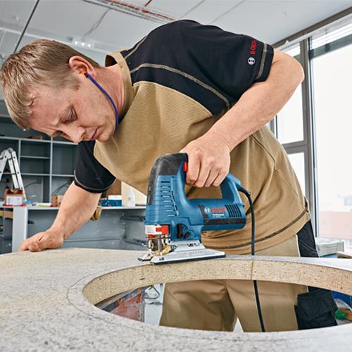 Bosch GST 160 BCE Top-handle Jigsaw