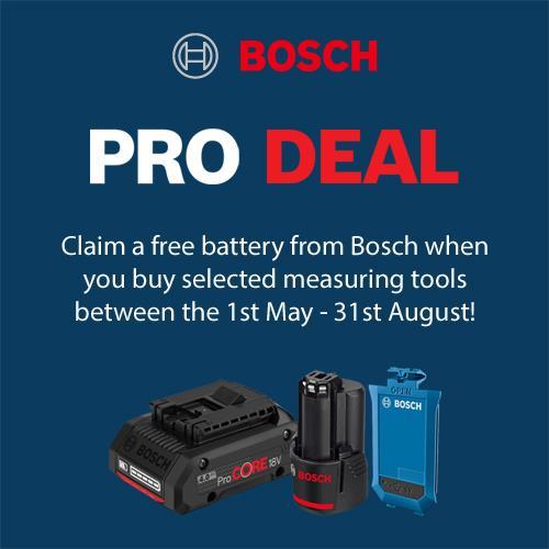 Bosch GTC400C 12V Thermal Imaging Camera (1x 1 5Ah)